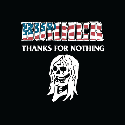 "Bummer ""Thanks For Nothing"" 7in EP"
