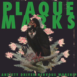 "Plaque Marks ""Anxiety Driven Nervous Worship Vinyl EP"