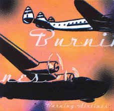 BURNING AIRLINES - DEPARTURE 7""