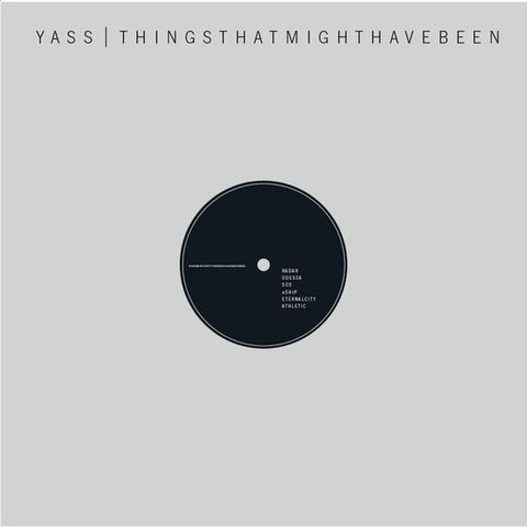 YASS - THINGSTHATMIGHTHAVEBEEN LP