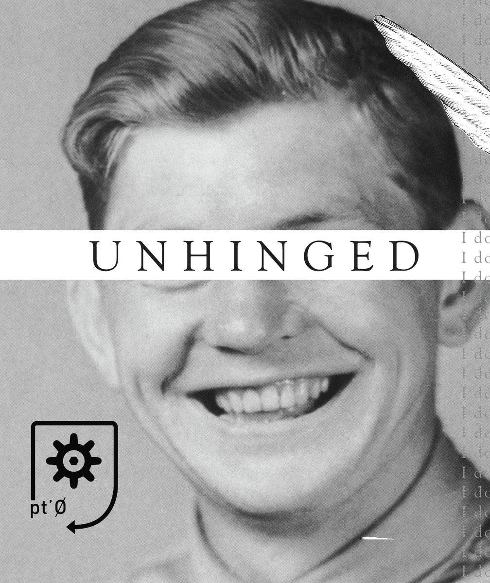 POWER TAKE OFF - UNHINGED CASSETTE