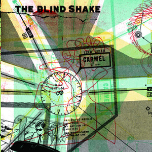 The Blind Shake - Carmel LP/CD