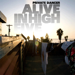 "Private Dancer "" Alive In High Five"" LP"