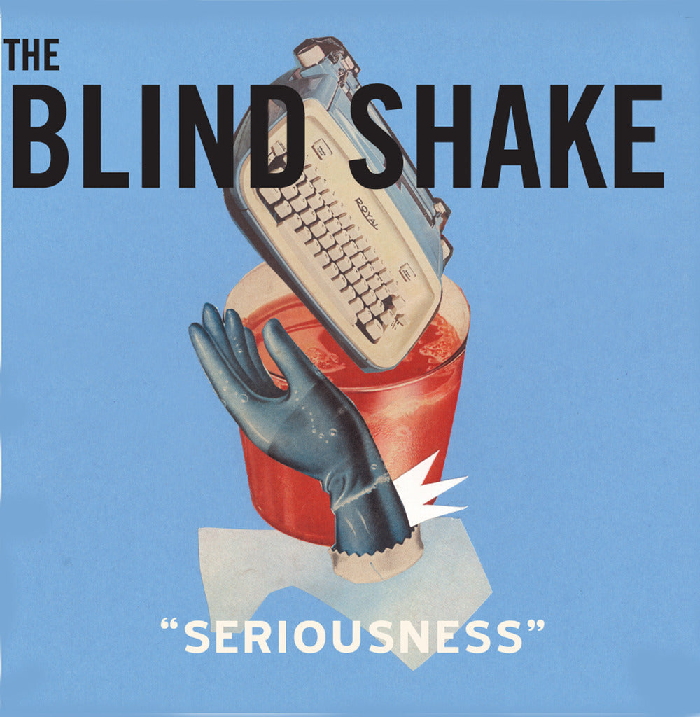 Blind Shake Seriousness LP
