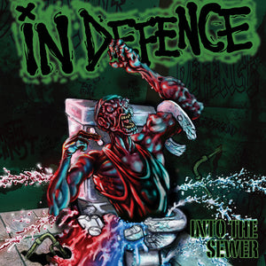 "In Defence ""Into the Sewer"" LP/CD"