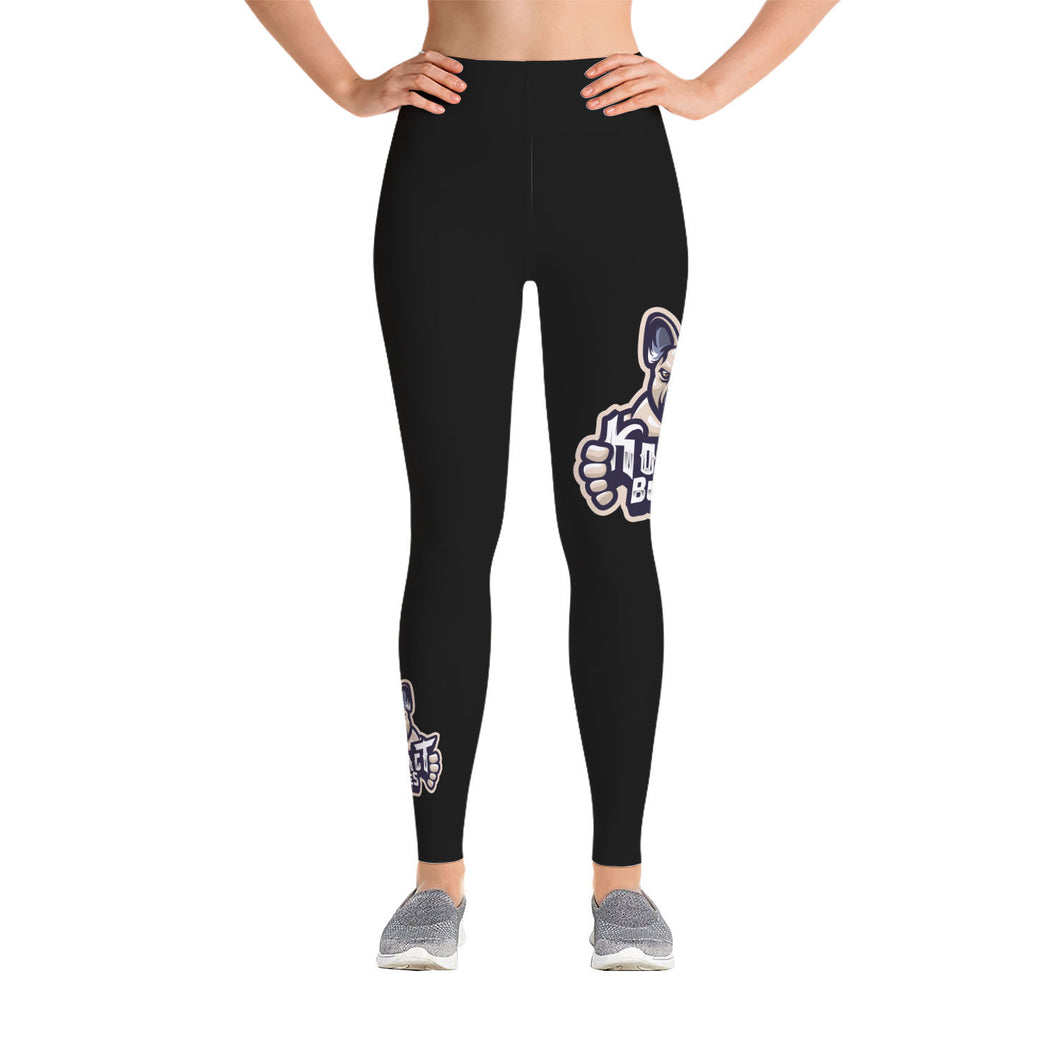 Kompact Bullies Womens Leggings