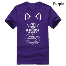 A House Is Not A Home Without A Frenchie Tee