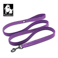 Truelove Soft mesh Nylon Dog Leash Double Trickness