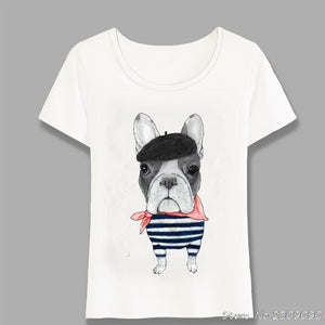 Frenchie Bulldog T-Shirt