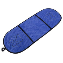 Microfiber Super Absorbent Pet Drying Towel