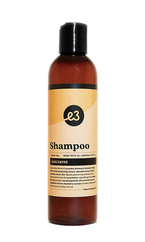 Shampoo with Emu Oil
