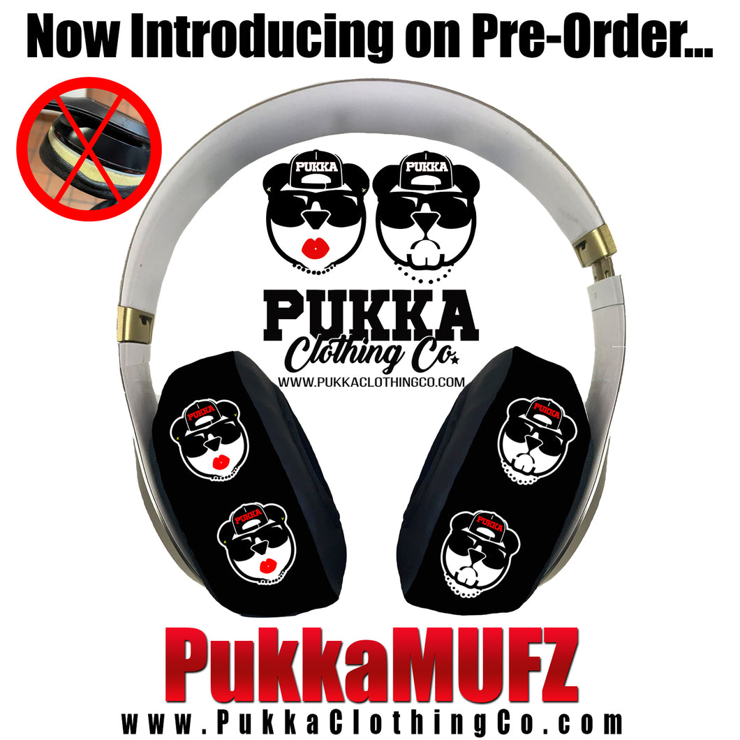 PukkaMufz (Headphone Covers)