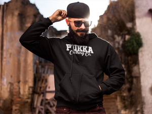 Pukka Clothing Co. Signature Black Hoodie