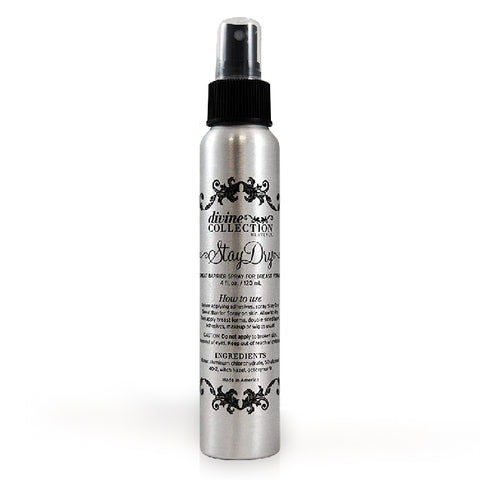 Stay Dry Sweat Barrier Spray
