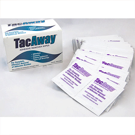 Tac Away Wipes