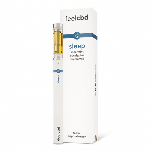 Sleep Disposable Pen - Feel CBD
