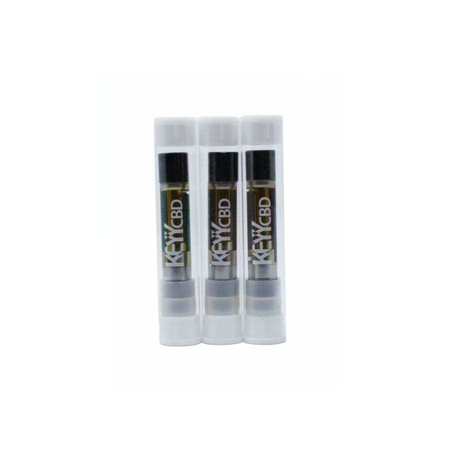 Keyy Concentrates Vape Cartridge - CBD Harlequin