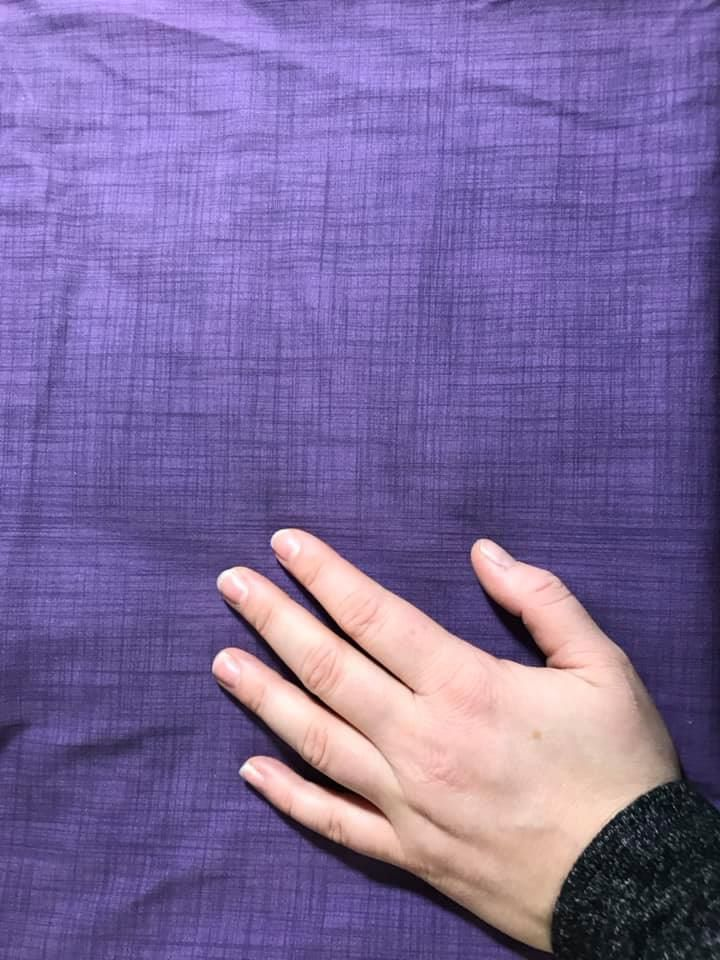 R6 - Grape Texture * Sold by the 1/2 Meter*