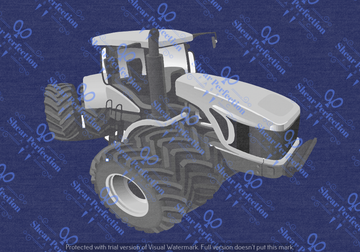 R3 - FWD Tractor Rapport