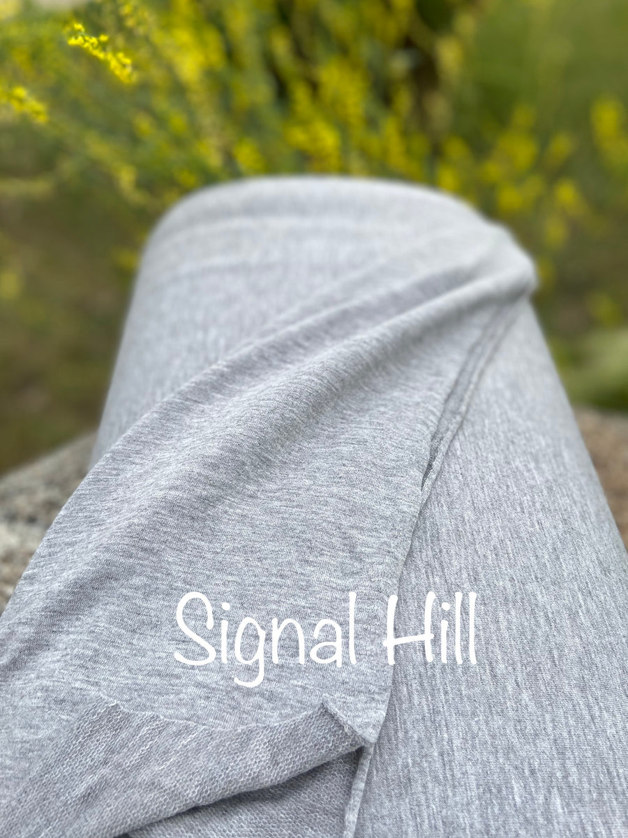T-shirt French Terry - Signal Hill