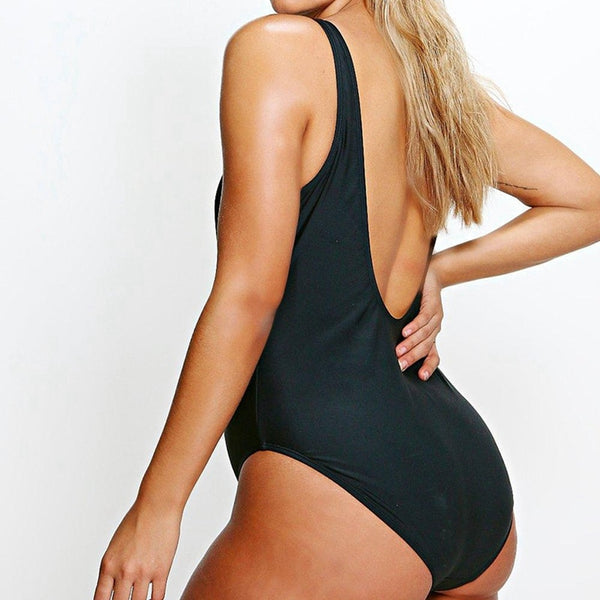 SQUAD one piece swimsuit