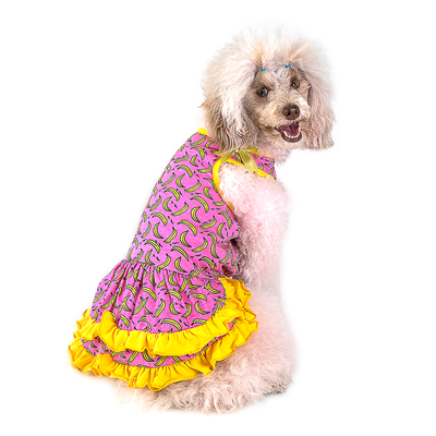 Toy Doggie™ - Tostones Con Mayoketchup | Female Dog Dress