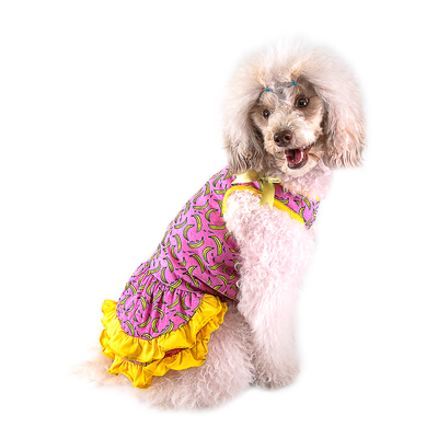 Tostones Con Mayoketchup | Female Dog Dress
