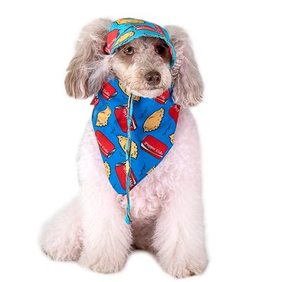 Toy Doggie™ - La Combi Dog Sun Hat