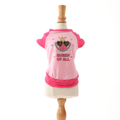 Toy Doggie™ - The Queen of All- Dog Shirt