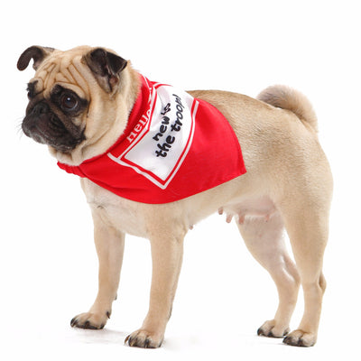 Toy Doggie™ - Hello! New To The Troop! Dog Bandana
