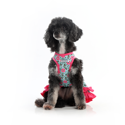 Toy Doggie™ - Ms. Blossoming Dog Dress