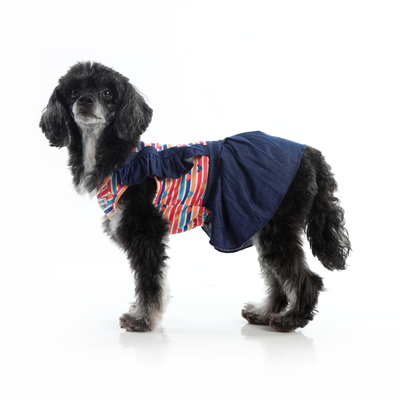 Toy Doggie™ - Mrs. Joyful Dog Dress