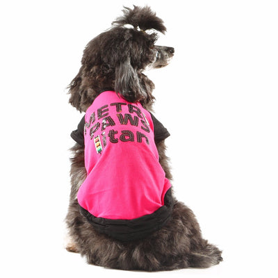 Toy Doggie™ - Metro Paws | Girl Dog Shirt