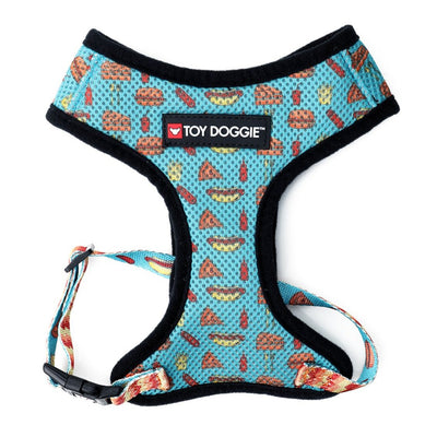 Toy Doggie™ - Foodie Delight Air-Mesh Dog Harness
