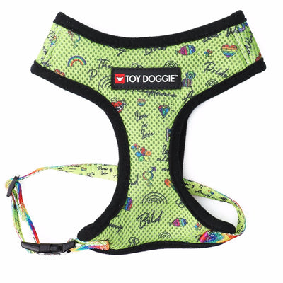 Toy Doggie™ - Prideful Play Air-Mesh Dog Harness