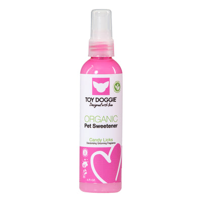 Toy Doggie™ - Best Seller- Candy Licks Dog Sweetener- Girl Dog Fragrance