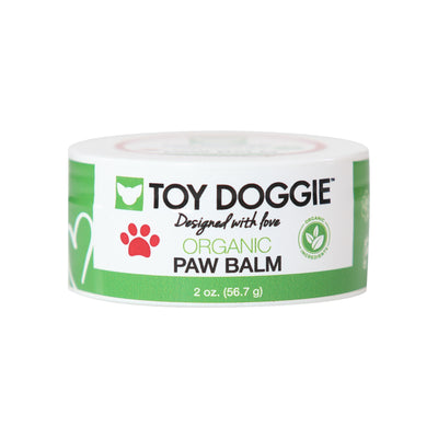 Natural Dog Paw Balm