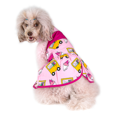Toy Doggie™ - Piragua de Frambuesa | Female Dog Dress