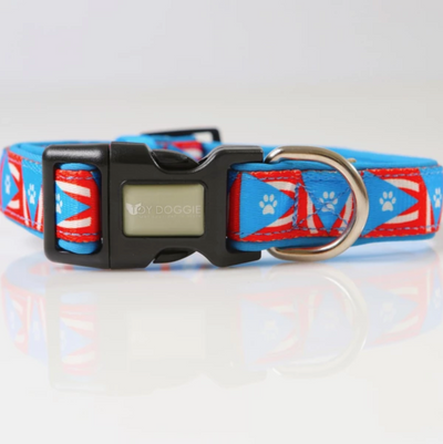 Toy Doggie™ - Puerto Rico Pride Dog Collar