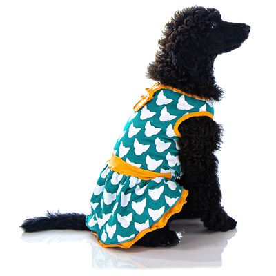 Toy Doggie™ - Upper West Side Bruncher | Female Dog Dress