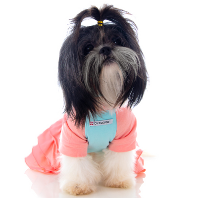 Toy Doggie™ - Henllo Hooman! | Female Dog Dress