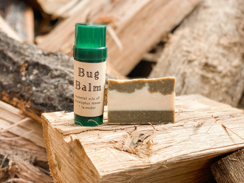 BOBO Bug Balm + Small Batch Buggy Soap