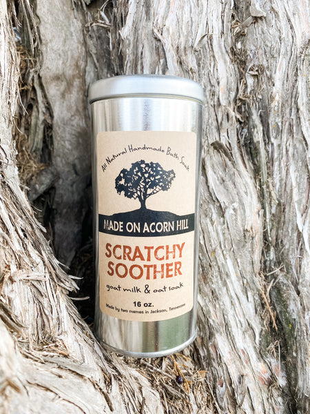 Scratchy Soother Milk & Oat Soak