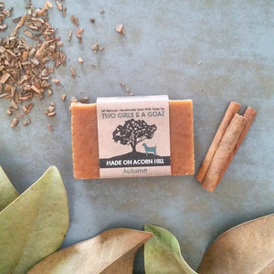 Autumn Soap | Goat Milk Soap