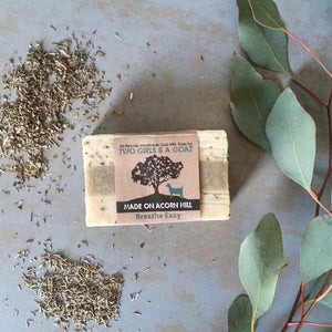 Breathe Easy  | Goat Milk Soap