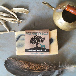 Hippie Magi | Goat Milk Soap
