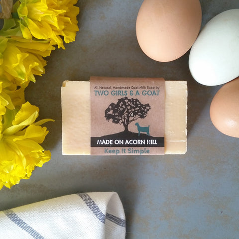 Keep It Simple | Goat Milk Soap
