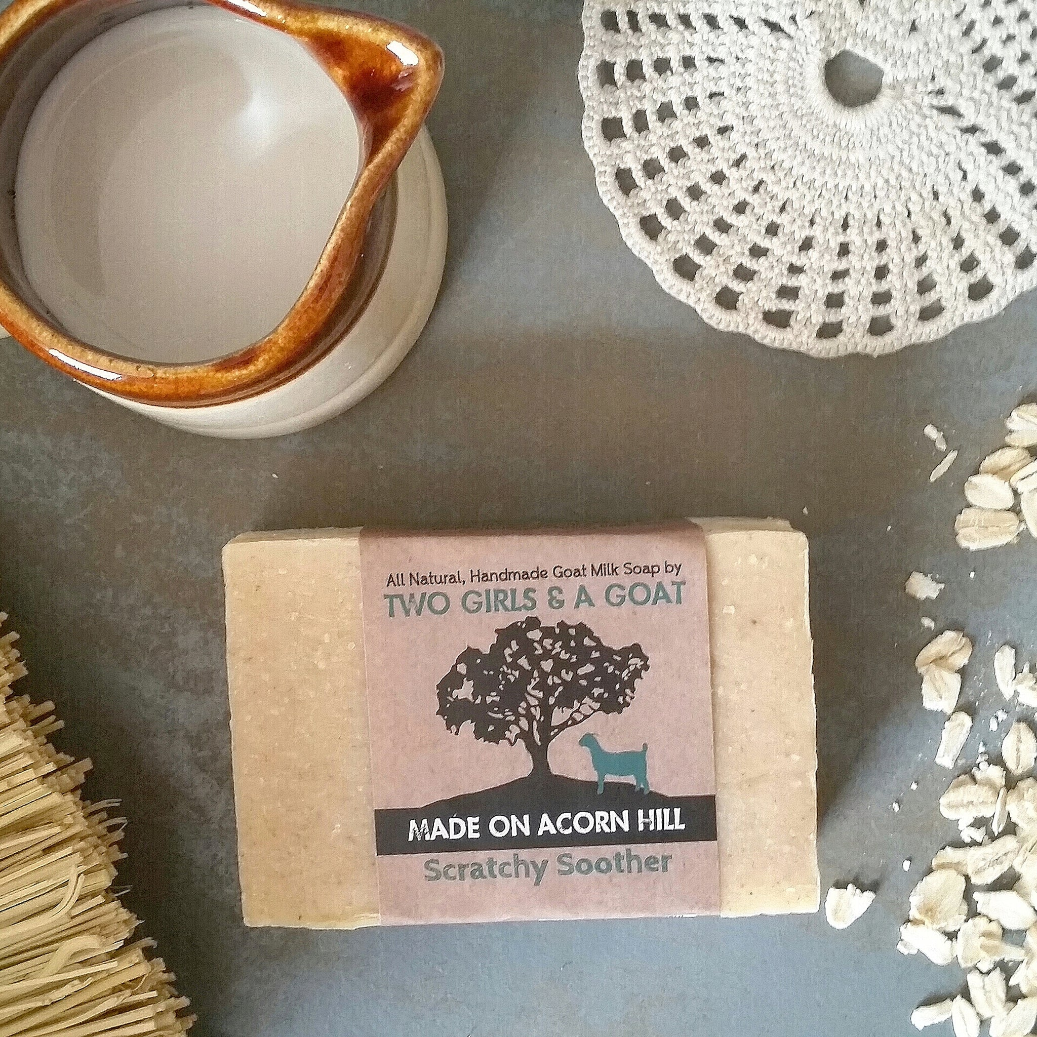 Scratchy Soother | Goat Milk Soap