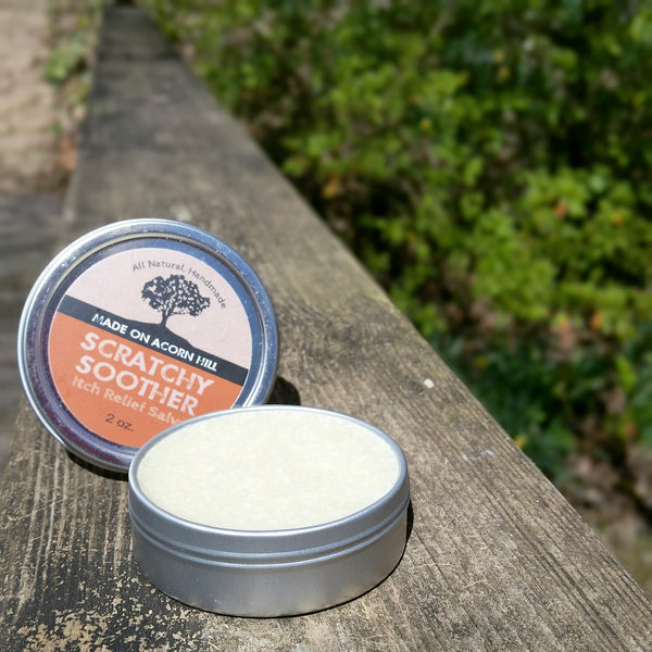 Scratchy Soother Itch Relief Salve