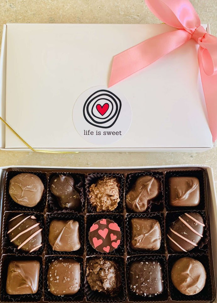 Valentine - Classic Assorted Chocolate Gift Box